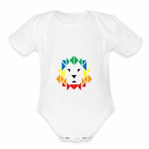 LGBT Pride - Short Sleeve Baby Bodysuit