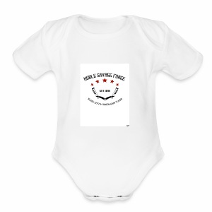 image - Short Sleeve Baby Bodysuit