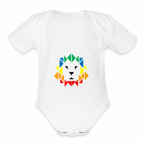 LGBT Pride - Organic Short Sleeve Baby Bodysuit