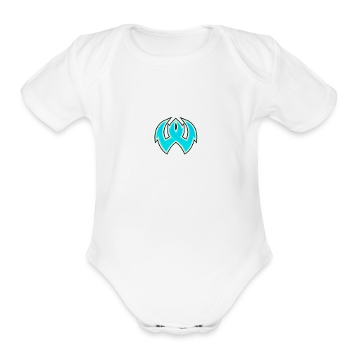Eco-Friendly T-Shirt - Organic Short Sleeve Baby Bodysuit