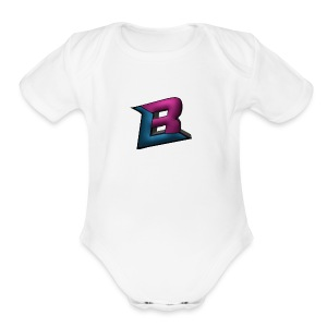BlaZe Kranteon Logo - Short Sleeve Baby Bodysuit
