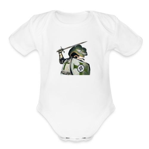Kek - Organic Short Sleeve Baby Bodysuit