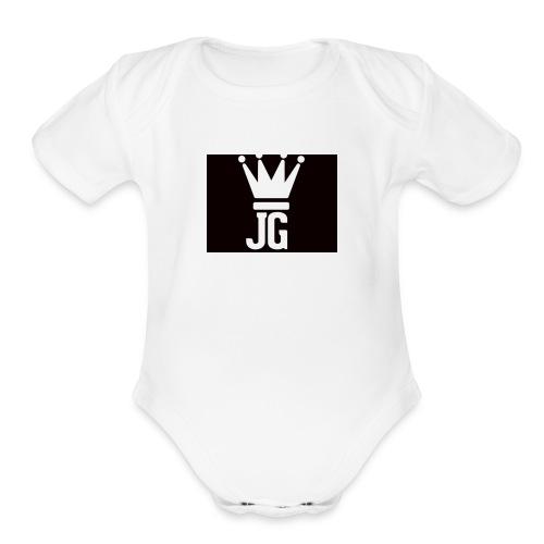 hqdefault live - Organic Short Sleeve Baby Bodysuit