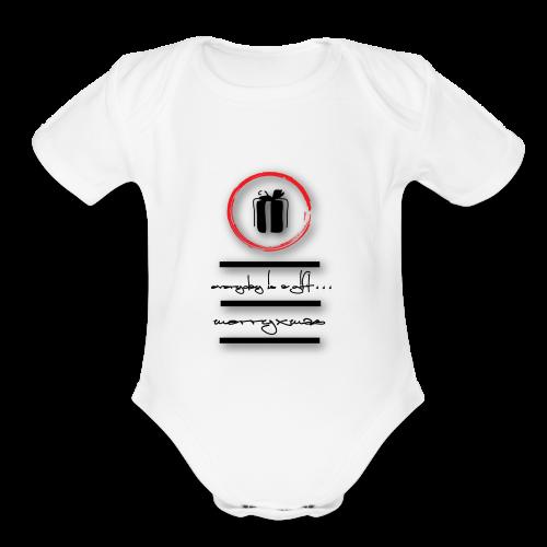 gift-box - Organic Short Sleeve Baby Bodysuit