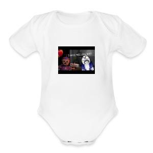 i hate balloon boy - Short Sleeve Baby Bodysuit