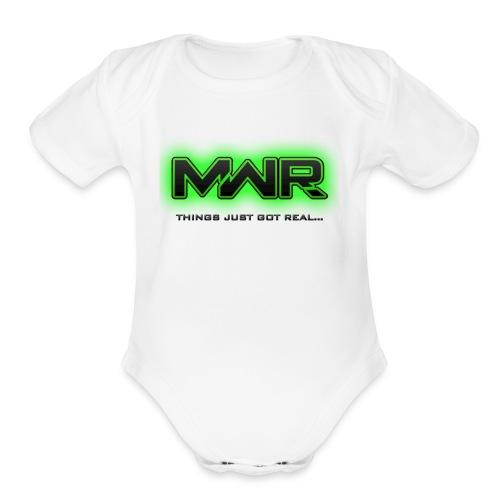 Call Of Duty : Modern Warfare Remastered - Organic Short Sleeve Baby Bodysuit
