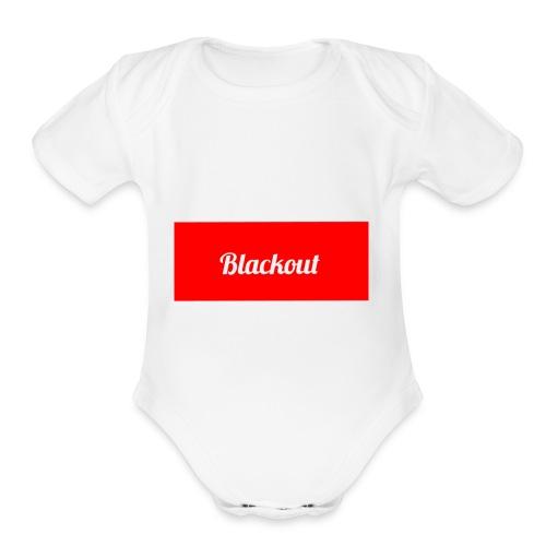 Blackeme Merch - Organic Short Sleeve Baby Bodysuit