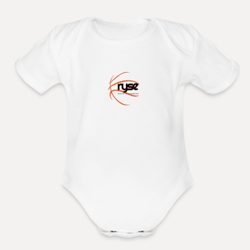 ryse2 png Apparel 2 - Organic Short Sleeve Baby Bodysuit