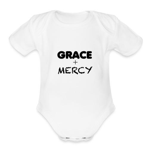 G&M - Organic Short Sleeve Baby Bodysuit