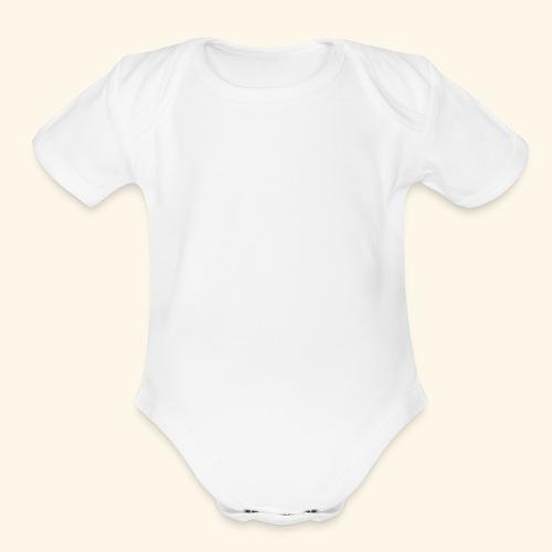 Sans titre 1 Re cupe re - Organic Short Sleeve Baby Bodysuit