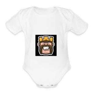 Poster - Short Sleeve Baby Bodysuit