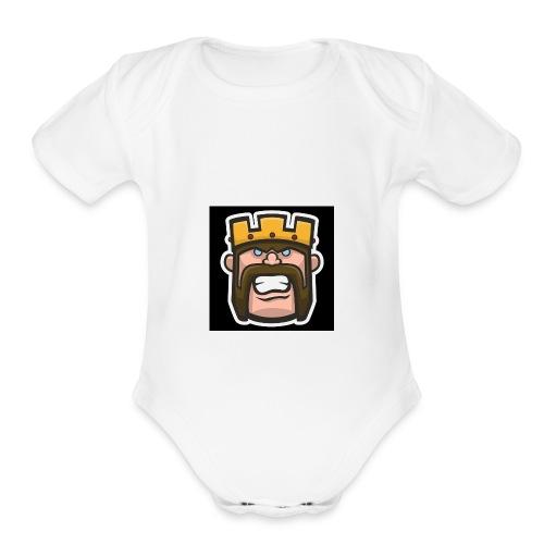 Poster - Organic Short Sleeve Baby Bodysuit