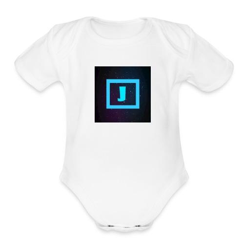 Jelmsko - Organic Short Sleeve Baby Bodysuit