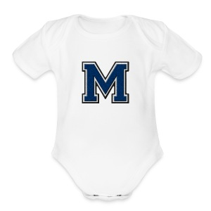 TeamMystery Shirt - Short Sleeve Baby Bodysuit