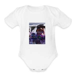Bean Bunt - Short Sleeve Baby Bodysuit