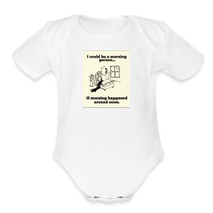 FB IMG 1492028059288 - Short Sleeve Baby Bodysuit