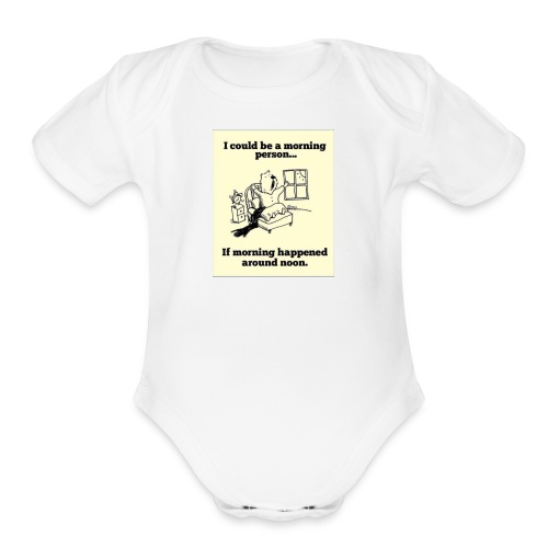 FB IMG 1492028059288 - Organic Short Sleeve Baby Bodysuit