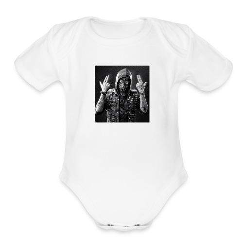 An idea - Organic Short Sleeve Baby Bodysuit