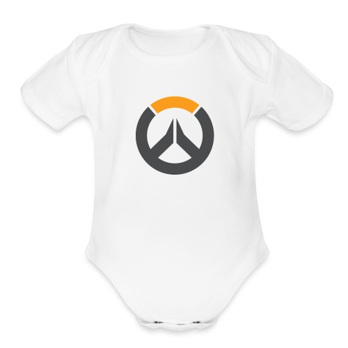 Overwatch Shirts, Hoodies and More - Organic Short Sleeve Baby Bodysuit