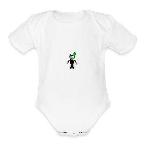 Vinchenzo - Organic Short Sleeve Baby Bodysuit