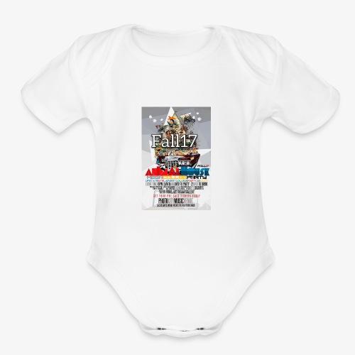 C745A1AD 9D87 4FB7 8C90 AC8949C250AF - Organic Short Sleeve Baby Bodysuit