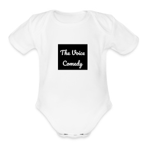 20180415 121440 - Short Sleeve Baby Bodysuit