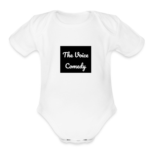 20180415 121440 - Organic Short Sleeve Baby Bodysuit