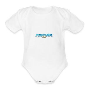 Subscribe - Short Sleeve Baby Bodysuit