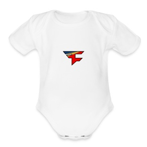 Faze - Short Sleeve Baby Bodysuit