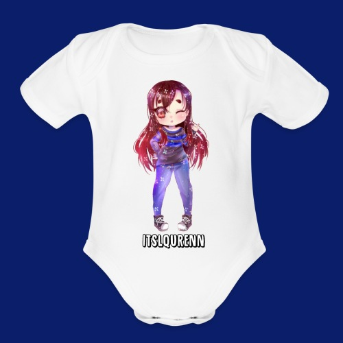 ItsLqurenns Merchandise - Organic Short Sleeve Baby Bodysuit