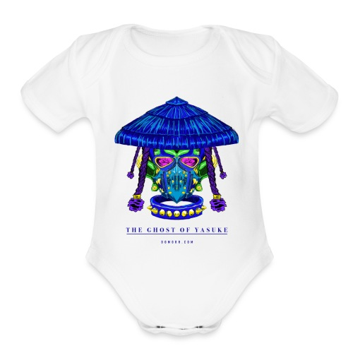 The Ghost of Yasuke: Part 3 - Organic Short Sleeve Baby Bodysuit