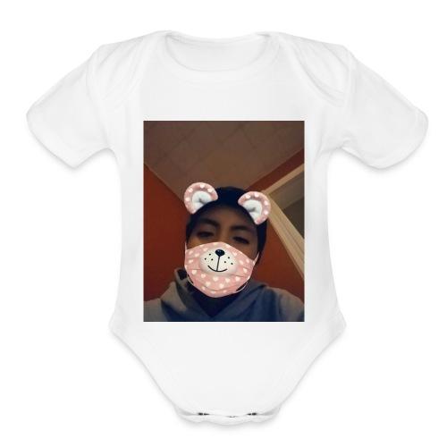 Luis Wap - Organic Short Sleeve Baby Bodysuit
