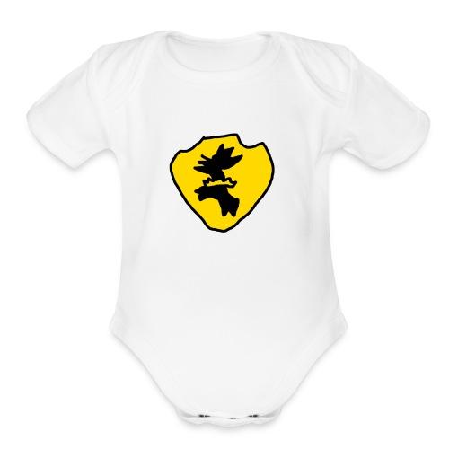 Sigil - Organic Short Sleeve Baby Bodysuit