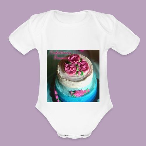 22406063 139519846674537 5096623908603391056 n - Organic Short Sleeve Baby Bodysuit