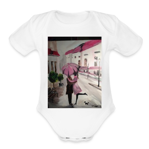 1624258 485178148259477 747886233 n - Organic Short Sleeve Baby Bodysuit