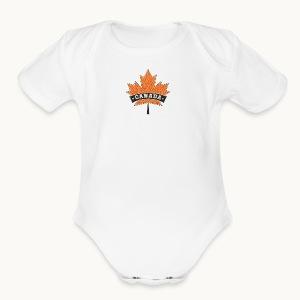 CANADA - Carolyn Sandstrom - Short Sleeve Baby Bodysuit