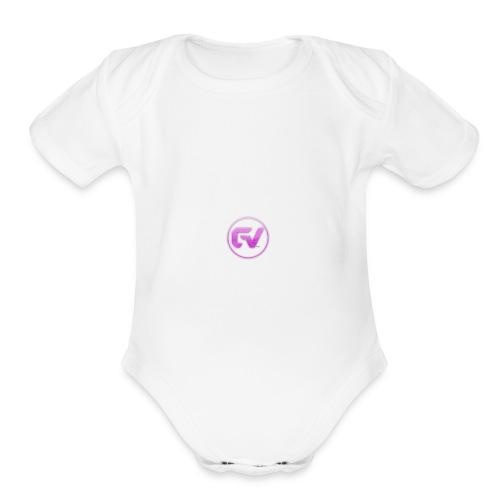544F362B 4CDE 44EB BA03 F8E94CDB17F6 - Organic Short Sleeve Baby Bodysuit
