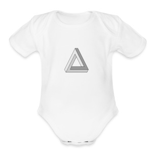 Thomas Morose Logo - Short Sleeve Baby Bodysuit