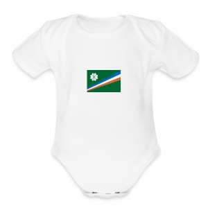 RMI Clothing - Short Sleeve Baby Bodysuit