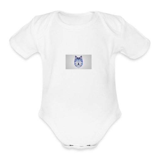 DG Sonah new march - Organic Short Sleeve Baby Bodysuit