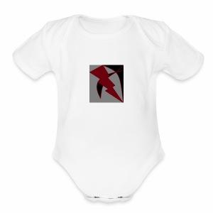 Flash - Short Sleeve Baby Bodysuit