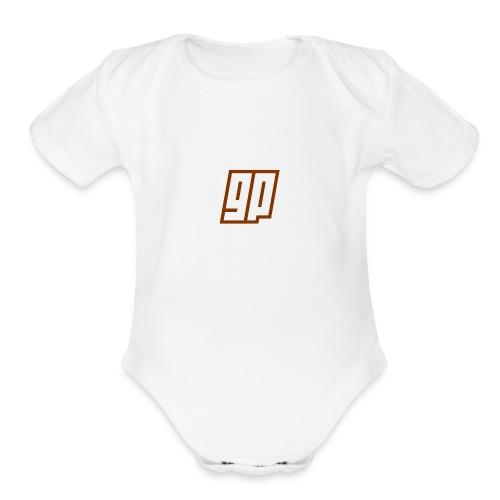 cases - Organic Short Sleeve Baby Bodysuit