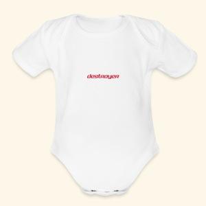 zjHl2lgef9cYrQL0JFa7kzbw2vuDrRJMkBzI3zp9OXdE9g5shn - Short Sleeve Baby Bodysuit