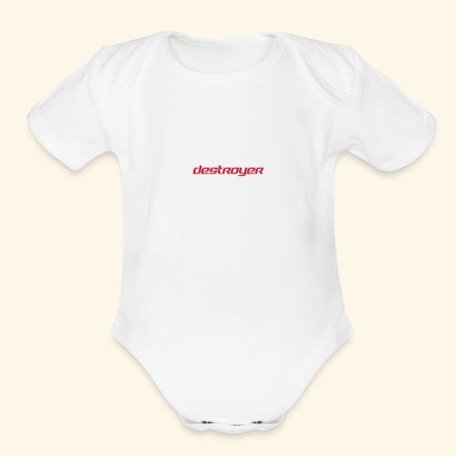 zjHl2lgef9cYrQL0JFa7kzbw2vuDrRJMkBzI3zp9OXdE9g5shn - Organic Short Sleeve Baby Bodysuit