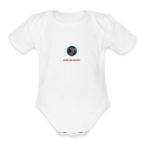 iPhone-Merch - Organic Short Sleeve Baby Bodysuit