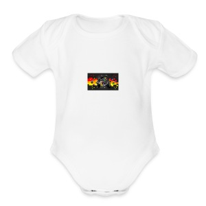 Real Gamer - Short Sleeve Baby Bodysuit