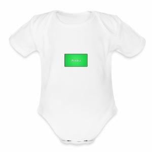 index - Short Sleeve Baby Bodysuit