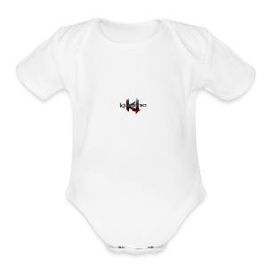 killer instinct - Short Sleeve Baby Bodysuit