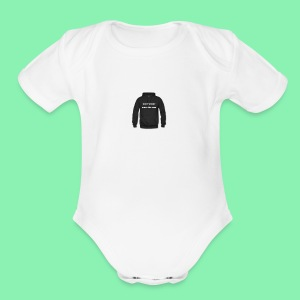 Don't Worry... God's Got This - Short Sleeve Baby Bodysuit