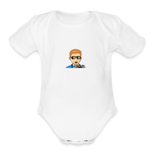 1504560553 62024 969 - Organic Short Sleeve Baby Bodysuit